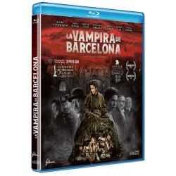 La vampira de Barcelona - BD