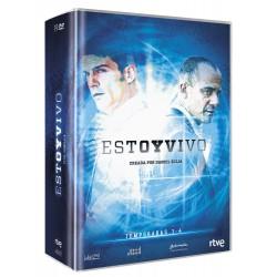 Estoy Vivo - Temporadas 1-4 - DVD