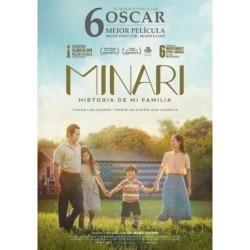 Minari. Historia de mi familia - DVD
