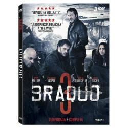Braquo (3ª temporada) - DVD