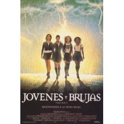 Jóvenes y brujas (Edición especial) - DVD