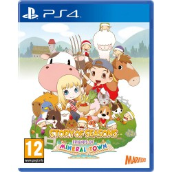 Story of Seasons - Friends of Mineral Town - PS4