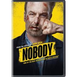 Nadie - DVD