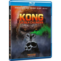 Kong: La isla calavera - BD
