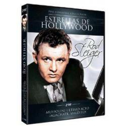 Rod Steiger - Estrellas De Hollywood - DVD