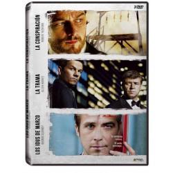 Redford + Clooney + Hughes (La Conspiración + Los Idus De Marzo  - BD
