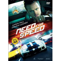 NEED FOR SPEED SAVOR - DVD