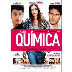 SOLO QUIMICA KARMA - DVD