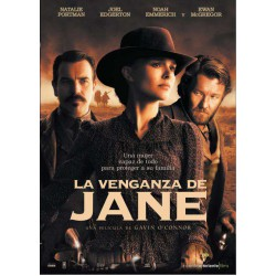 VENGANZA DE JANE, LA KARMA - DVD