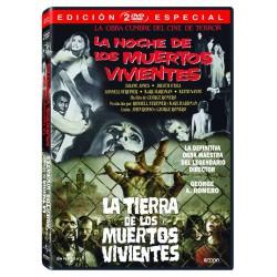 Pack Los muertos vivientes - DVD