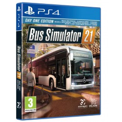 Bus Simulator 21 - Day 1 Edition - PS4