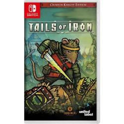 Tails of Iron Crimson Knight Edition - SWI