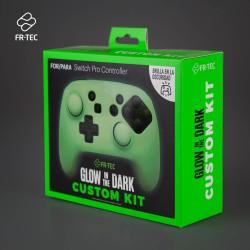 Funda Pro Controller Glow in the Dark (Brilla en la oscuridad) - SWI