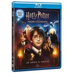 Harry Potter y La Piedra Filosofal + Magical Movie Mode   - BD