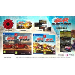 Gearshifters Collectors Edition - PS4