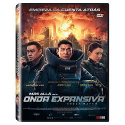 Más allá de la onda expansiva - DVD