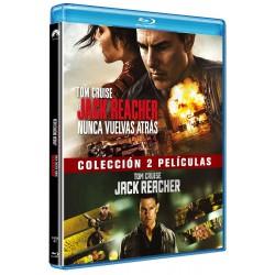 Jack Reacher Colección 2 Películas (Jack Reacher + Jack Reacher: Nunca vuelvas atrás) - BD