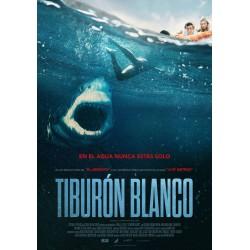 Tiburón blanco - DVD