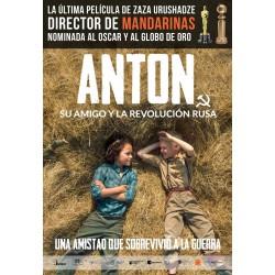 Anton, su amigo y la revolución rusa - DVD