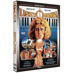 Lisztomania (V.O.S.) - DVD