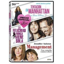 PACK Nº2 SAN VALENTIN SAVOR - DVD