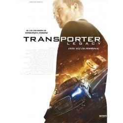 TRANSPORTER LEGACY SAVOR - BD