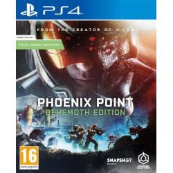 Phoenix Point Behemoth Edition - PS4