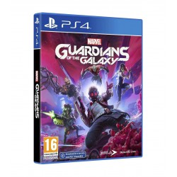 Marvel Guardians of the Galaxy - PS4