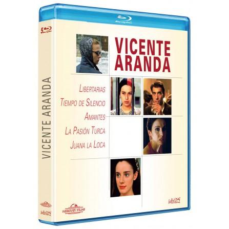 Vicente Aranda (Pack) - BD